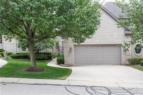 Photo of 6710 CASCADE Court, Independence Township, MI 48348 (MLS # 219121389)