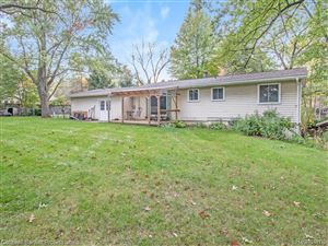 Tiny photo for 9584 SYRACUSE Avenue, Independence Township, MI 48348 (MLS # 219105394)