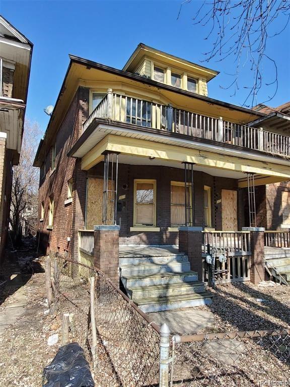 3296 WHITNEY Street, Detroit, MI 48206 - MLS#: 2200016399