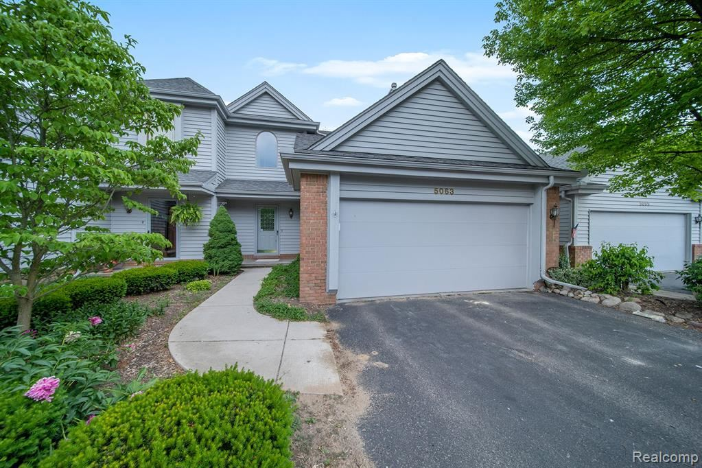 Photo for 5063 Timberway Trail #62, Independence Township, MI 48346 (MLS # 2200045400)