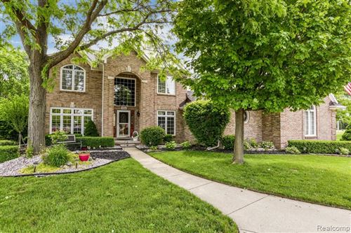 Photo of 15194 CRANBROOK Court, Shelby Township, MI 48315 (MLS # 2200036407)