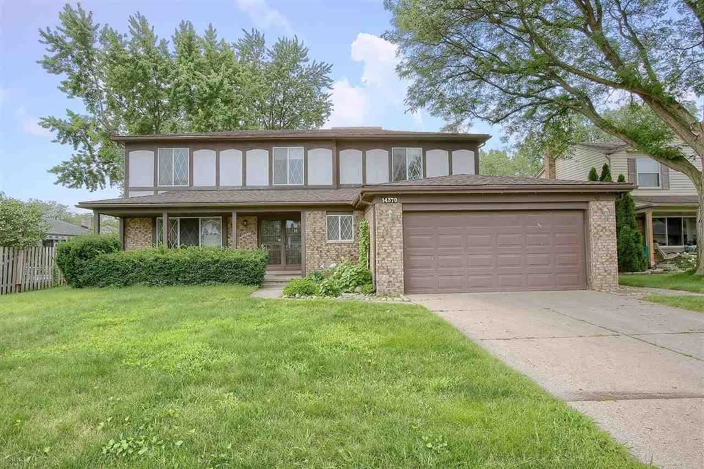 14370 FOUR LAKES, Sterling Heights, MI 48313 - MLS#: 58050051411