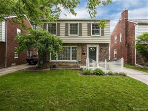 Photo of 1738 BOURNEMOUTH Road, Grosse Pointe Woods, MI 48236 (MLS # 219056413)