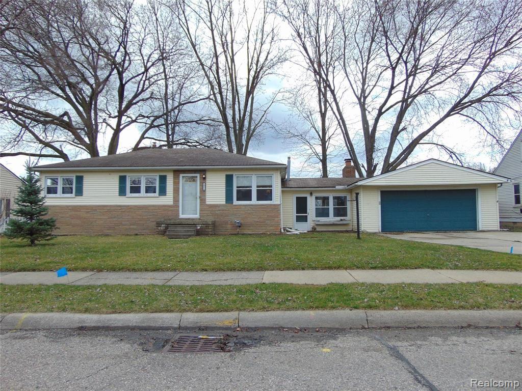 18570 MEIER Street, Roseville, MI 48066 - #: 2200024419
