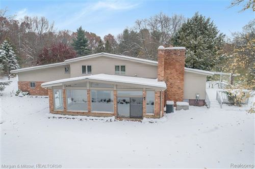 Tiny photo for 7207 Old Pond Drive, Springfield Township, MI 48348 (MLS # 219107422)