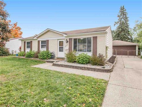 Photo for 12340 KENILWORTH, STERLING HEIGHTS, MI 48313 (MLS # 58050026432)