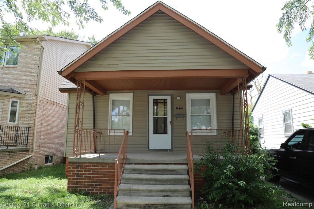 7821 MEAD Street, Dearborn, MI 48126 - MLS#: 2200059432