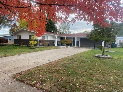 Photo of 8538 ROBINWOOD Circle, Shelby Township, MI 48317 (MLS # 2200088433)