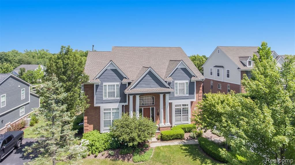 Photo for 6186 STONEWOOD DRIVE, Independence Township, MI 48346 (MLS # 2210054436)