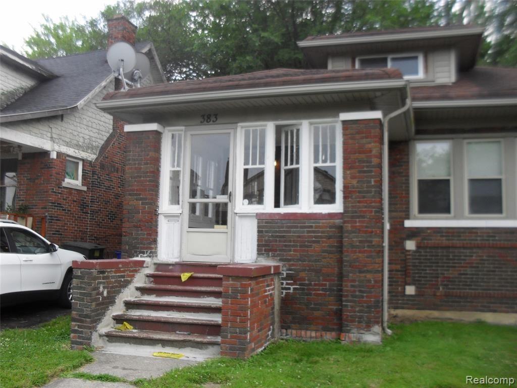 383 CHALMERS Street, Detroit, MI 48215 - MLS#: 2200056437