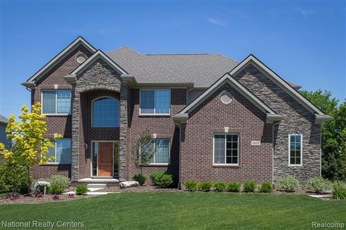 Photo of 40 Morgan Lake Drive, Independence Township, MI 48348 (MLS # 2200063440)