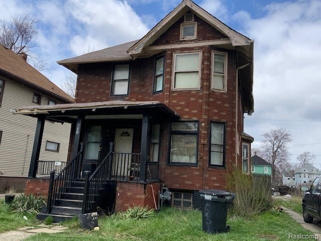 631 TROWBRIDGE Street, Detroit, MI 48202 - MLS#: 2200026442