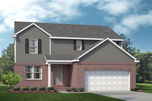 Photo of 51855 West End Drive, Shelby Township, MI 48315 (MLS # 2210078443)