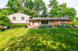 Photo of 5775 KINGFISHER Lane, Independence Township, MI 48346 (MLS # 219079445)