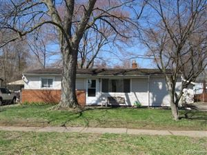 Photo of 852 S CARLSON ST, Westland, MI 48186 (MLS # 219034449)