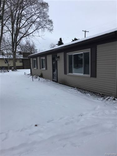 Tiny photo for 8150 RONDALE Drive, Shelby Township, MI 48316 (MLS # 2200012452)
