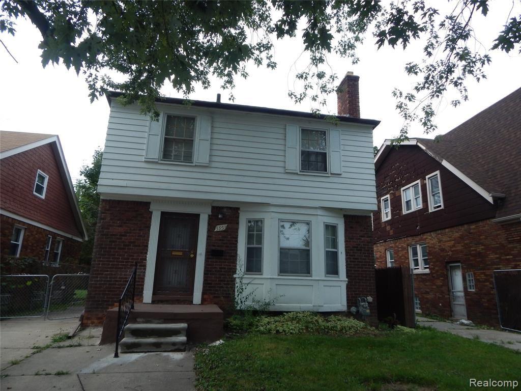 5953 COURVILLE Street, Detroit, MI 48224 - MLS#: 2210078452