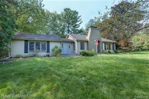 Photo of 3622 Orion Road, Oakland Township, MI 48363 (MLS # 219098453)