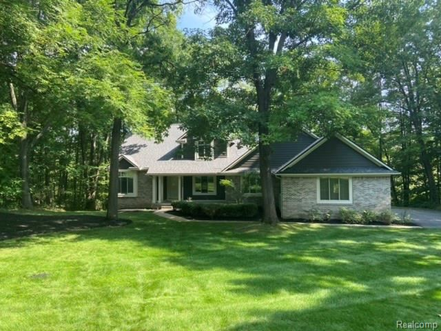 Photo for 5230 FOREST VALLEY Drive, Independence Township, MI 48348 (MLS # 2210072454)