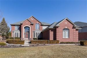 Photo of 786 MAJESTIC Drive, Rochester Hills, MI 48306 (MLS # 219022459)