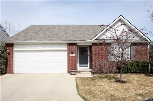 Photo of 7201 N CENTRAL PARK, Shelby Township, MI 48317 (MLS # 2210023461)