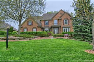 Photo of 15260 Merion Court, Northville, MI 48168 (MLS # 219059467)