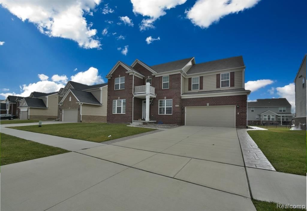 16196 CARLISLE Drive, Macomb Township, MI 48044 - MLS#: 2210024468