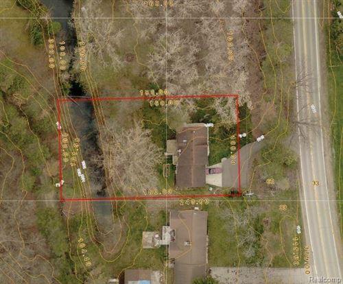 Tiny photo for 3956 S SASHABAW RD, Brandon Township, MI 48348 (MLS # 2200053469)