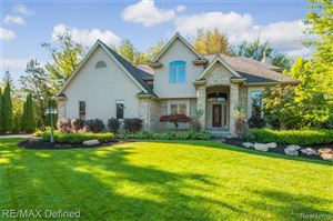 Photo of 6724 LONGHURST Drive, Independence Township, MI 48346 (MLS # 219106478)