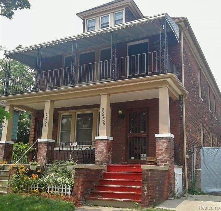 2535 TOWNSEND Street, Detroit, MI 48214 - MLS#: 2200035478