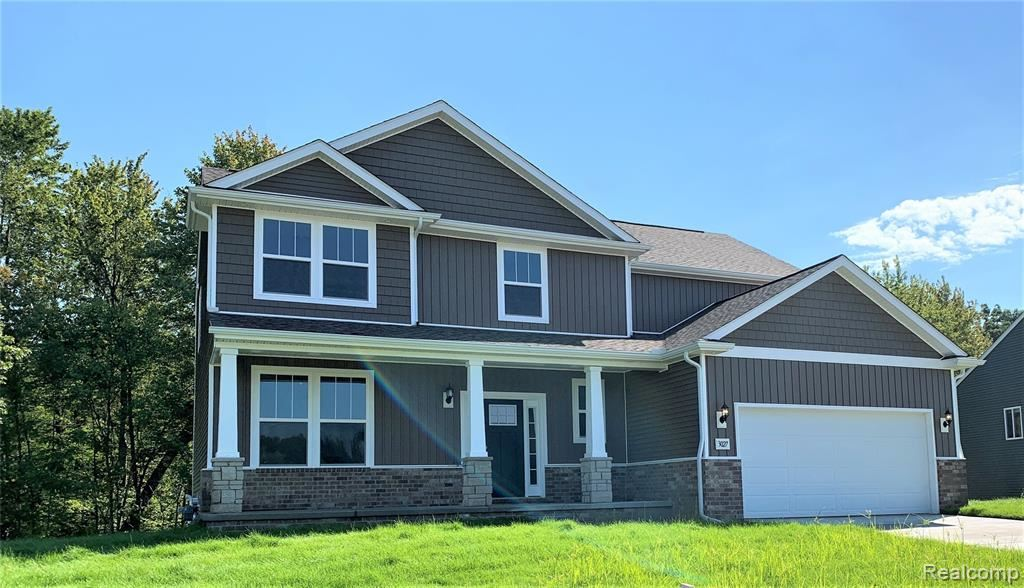 3027 Bogues View Drive (homesite 108), Oceola Township, MI 48843 - #: 2200047478