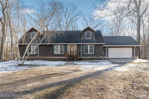 Photo of 8981 Folkert Road, Clay Township, MI 48001 (MLS # 2200001483)
