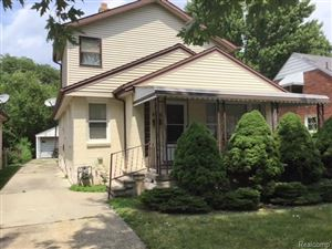 Tiny photo for 16475 MANNING Street, Detroit, MI 48205 (MLS # 219104486)
