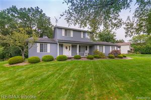 Photo of 8285 ENGLEWOOD Drive, Springfield Township, MI 48346 (MLS # 219094491)