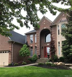 Photo of 1124 TERRA Court, Rochester, MI 48306 (MLS # 219049492)