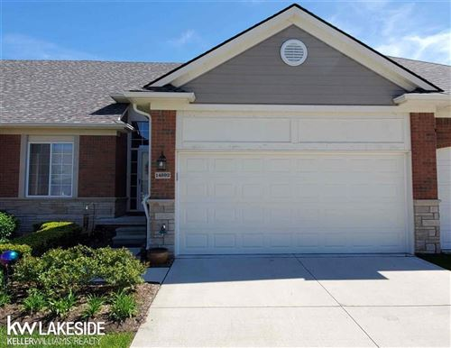 Photo of 14892 NORTH PARK DRIVE, SHELBY Township, MI 48315 (MLS # 58050012493)