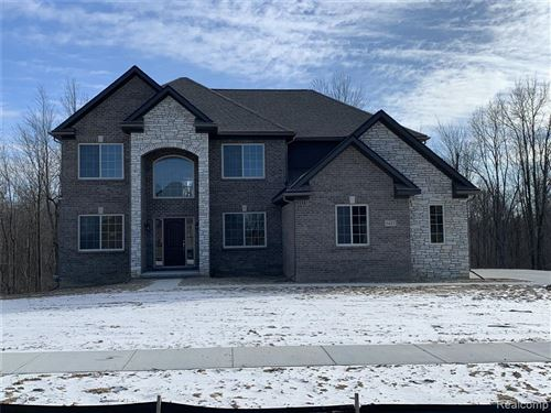 Photo of 5452 MORGAN LAKE Drive, Independence Township, MI 48348 (MLS # 219124497)