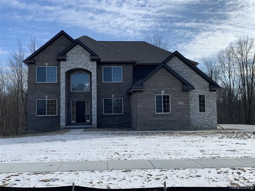 Photo for 5452 MORGAN LAKE Drive, Independence Township, MI 48348 (MLS # 219124497)