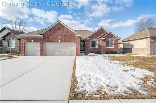 Photo of 28670 ROSE WAY, CHESTERFIELD Township, MI 48047 (MLS # 58050035502)