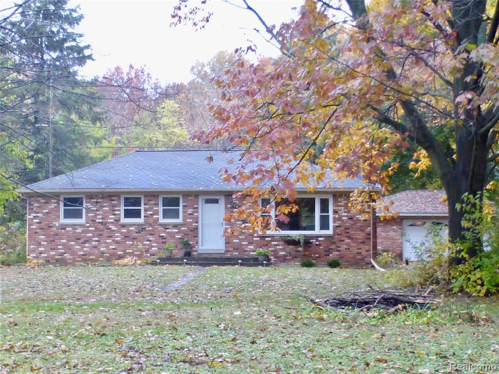 Photo for 7761 S ESTON Road, Independence Township, MI 48348 (MLS # 219110507)