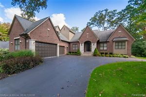 Photo of 5792 Bellshire Lane, Independence Township, MI 48346 (MLS # 219104508)