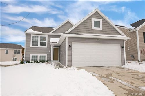 Photo of 8617 Manistee River Drive, Handy Township, MI 48836 (MLS # 2200006510)