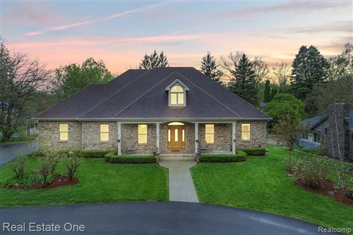 Photo of 6321 MAYBEE Road, Independence Township, MI 48346 (MLS # 2200034511)