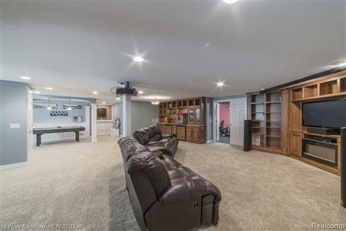 Tiny photo for 8856 Hunters Creek Court, Independence Township, MI 48348 (MLS # 2200058512)
