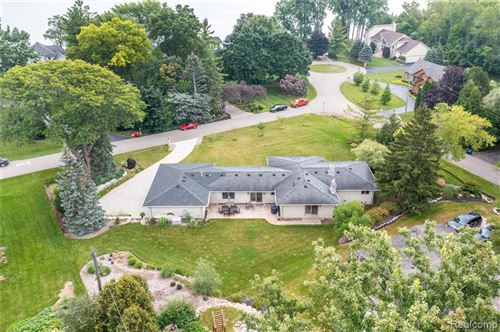 Tiny photo for 6415 SIMLER Drive, Independence Township, MI 48346 (MLS # 2210071517)