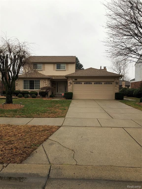 42462 CANNON Drive, Sterling Heights, MI 48313 - #: 2200096518