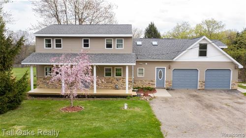 Photo of 9700 ORTONVILLE Road, Independence Township, MI 48348 (MLS # 2210027519)