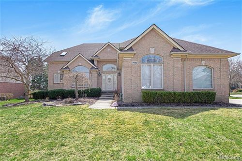 Photo of 7042 SPARLING Drive, Shelby Township, MI 48316 (MLS # 2210023522)