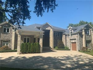 Photo for 5320 MIDDLEBELT Road, West Bloomfield, MI 48323 (MLS # 219106523)