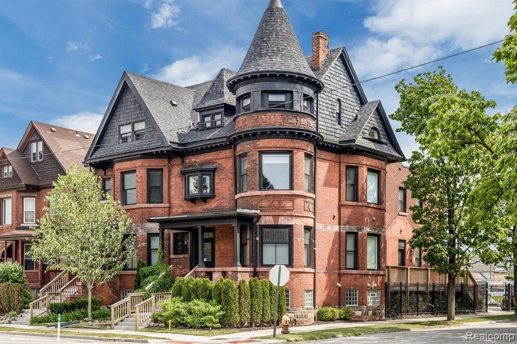 4304 TRUMBULL Street #1, Detroit, MI 48208 - MLS#: 2200041523